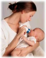 Escoger y esterilizar mamadera
