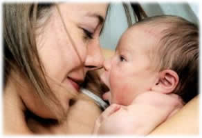 Lazos mamá y bebé