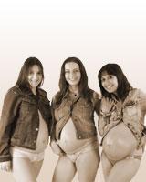 ¿Cómo cambia el cuerpo de la mujer embarazada en la semana 19?