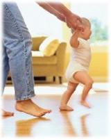 El uso de zapatos en los bebés afecta su inteligencia