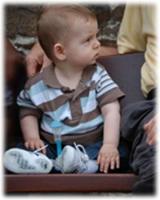 Lo que puede hacer un bebé de nueve meses