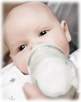 Intolerancia y alergia alimenticia del bebé