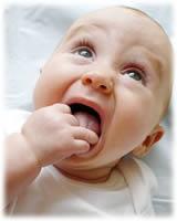 Problemas de mal aliento en bebés