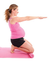 5 beneficios del ejercicio durante el embarazo