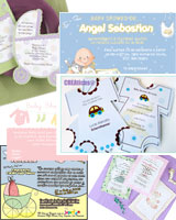 4 ideas de invitaciones para baby shower de niño