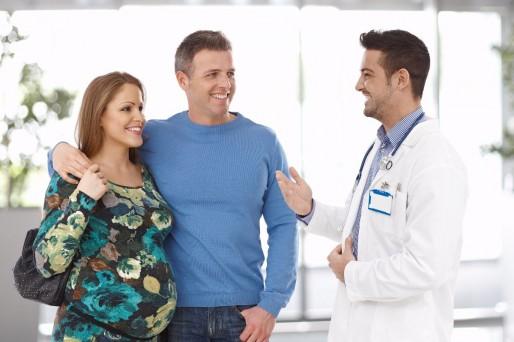Primera visita al doctor por infertilidad