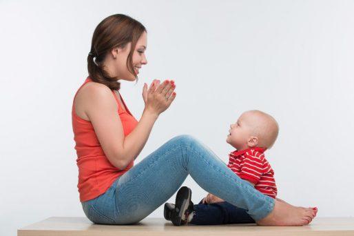 Madre e hijo- ¿Cómo superar el miedo a ser madre?