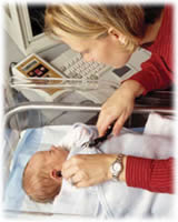 Audición del bebé