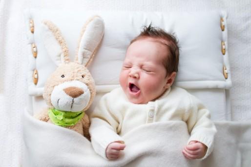 rutina de sueño en el bebé