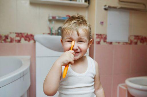 cuándo usar pasta dental en los bebés