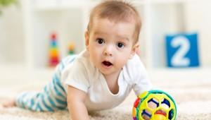 Cómo jugar con mi bebé de 7 meses