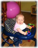 bebé andador