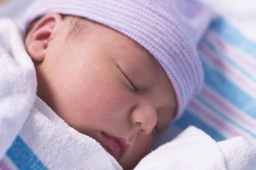 Tercera semana de un bebé