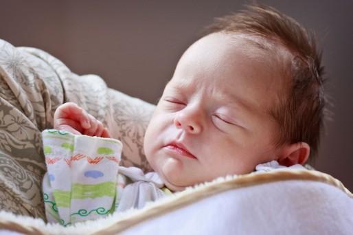 Bebé de 3 meses