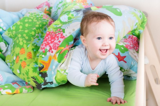 Cuarto mes del bebé: ¡Tu chiquito descubre el mundo! - Facemama.com