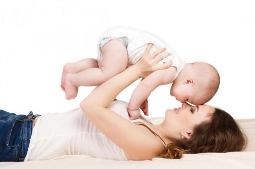Bebé de 5 meses 1 semana