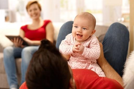 Actividades para bebés de 4 meses