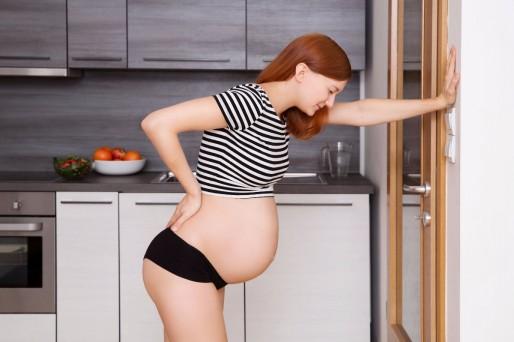 aliviar los calambres en el embarazo