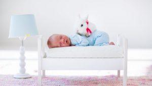 decoración para la habitación del bebé