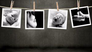 Fotos y recuerdos del embarazo