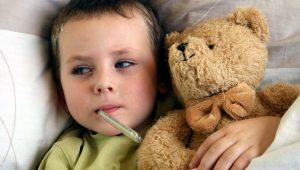 15 Enfermedades más frecuentes en edad escolar