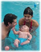 bebe piscina