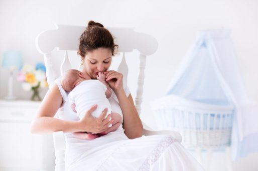 Trabajar después de ser madre