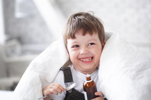 Reacciones alérgicas en niños