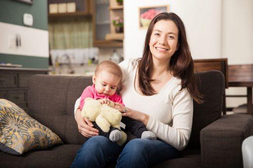 gastos principales del bebé