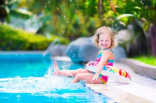 Cómo prevenir accidentes en las piscinas