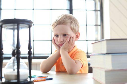 déficit atencional en los niños