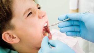 Niño, odontologo- Dieta cariogénica: una especialista en niños explica