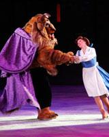 Disney on ice realiza primera función ante un Movistar Arena a capacidad completa