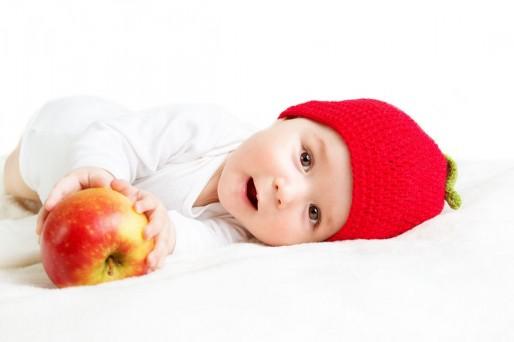 Bebé de 7 meses y 3 semanas