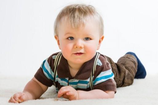Bebé de 15 meses y 2 semanas