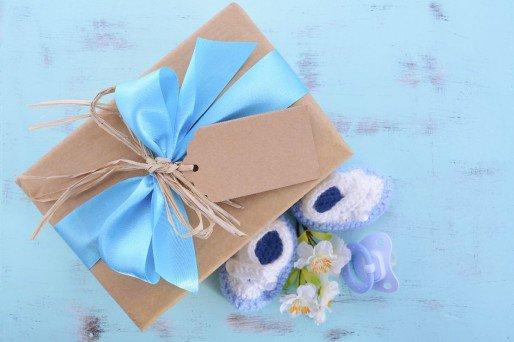 Recuerdos de baby shower tejidos a crochet