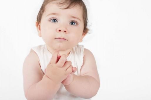Bebé de 9 meses y 2 semanas