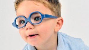 La primera visita del niño al oftalmólogo