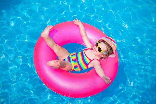 Cómo prevenir accidentes en piscinas
