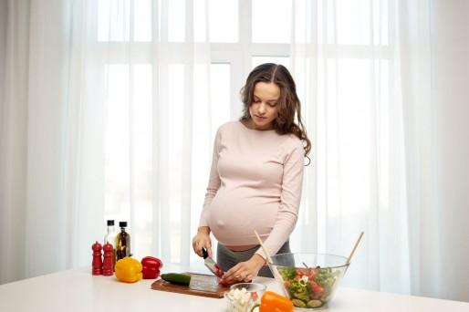 Los cereales en la alimentación durante el embarazo