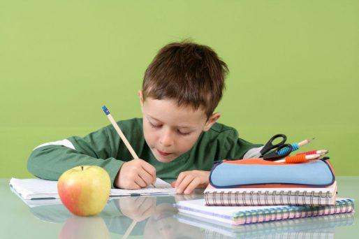 en qué momento debe hacer el niño la tarea