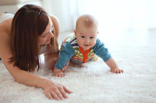 Estimulación temprana para bebés de 6 meses de edad