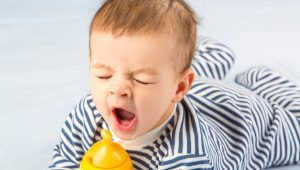 Cuando empiezan a tomar agua los bebes