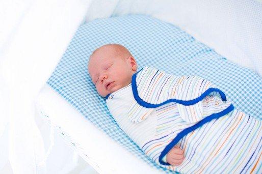 trastornos del sueño en los bebés ¿cuáles son las causas?