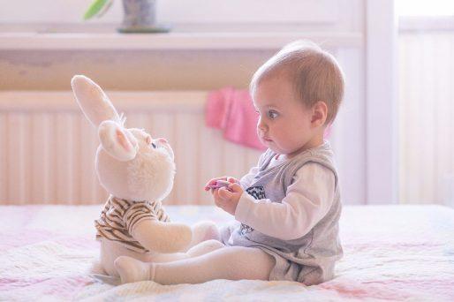 crecimiento sano del bebé