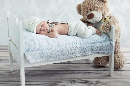 elegir el color adecuado para la habitación del bebé