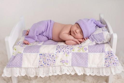 sueño recien nacido