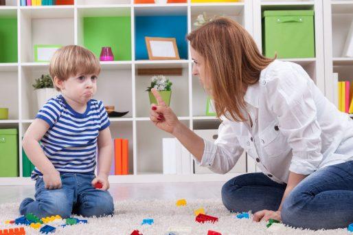 qué hacer cuando los niños dicen groserías