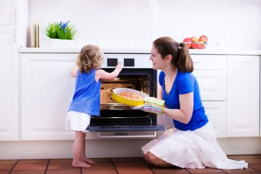 cómo preparar galletas de vainilla con avena y almendras
