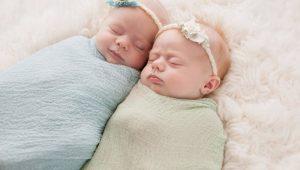 padres de gemelos o mellizos